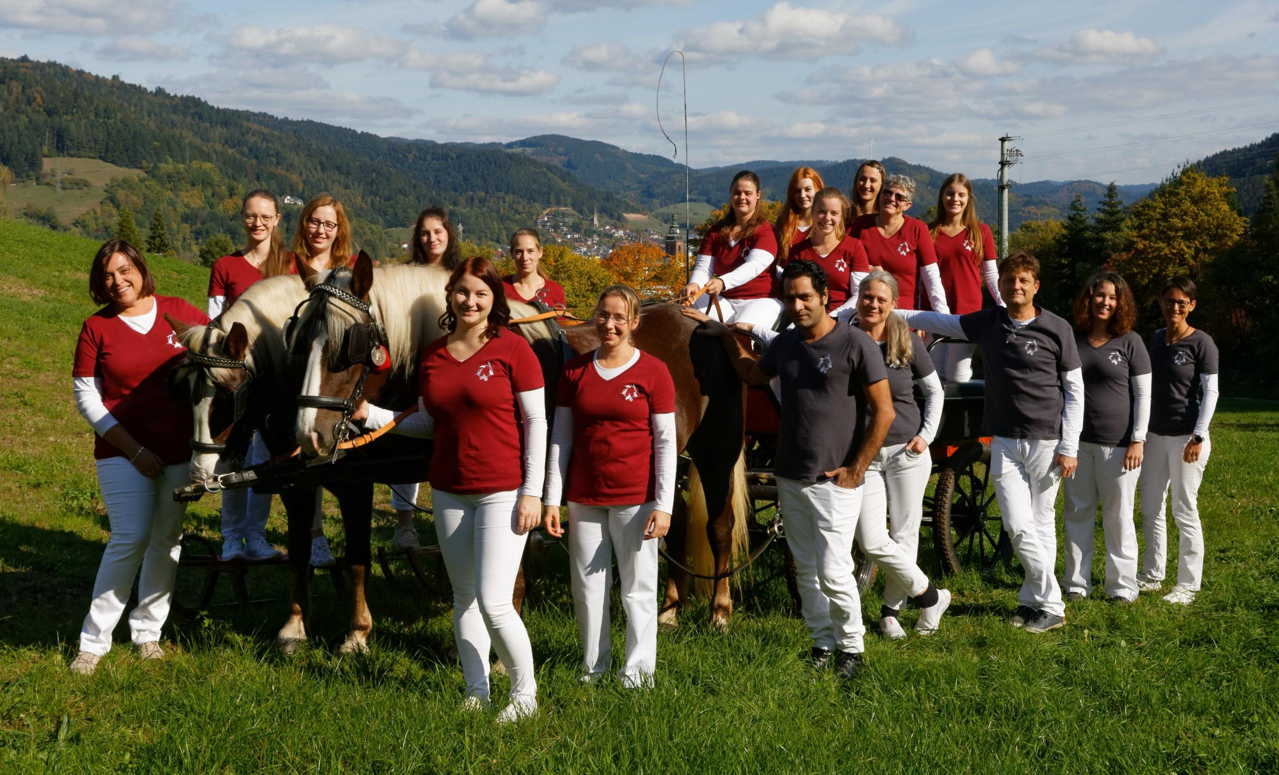 Team Kleintierzentrum Kinzigtal